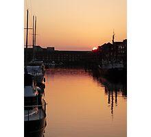 Swansea Marina Photographic Print