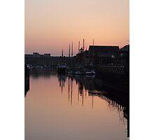 Swansea Marina 2 Photographic Print
