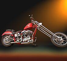 Chopper #13 by DaveKoontz