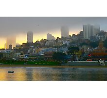 San Francisco Dawn Photographic Print
