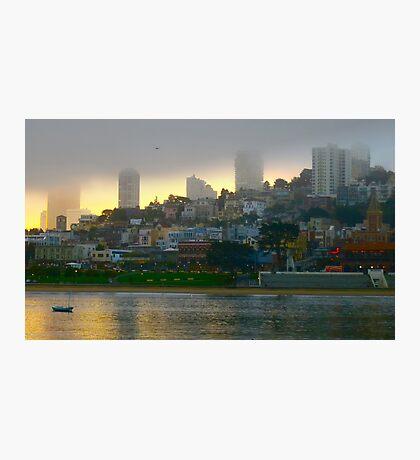 San Francisco Dawn Photographic Print