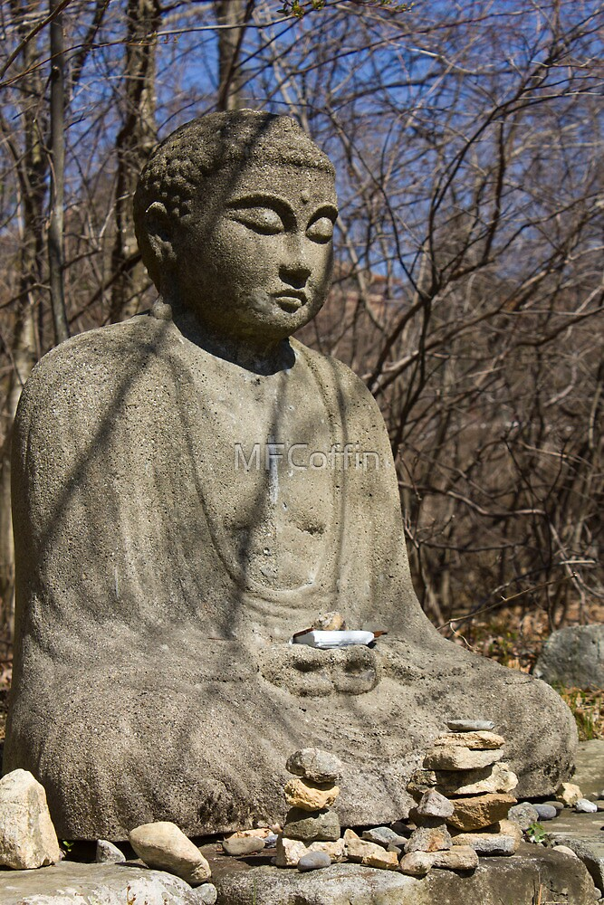Warm Welcoming of Buddha by MFCoffin