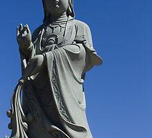 """Female Buddha """"Quan Yin"""" by MFCoffin"""