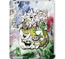 Cabby Gils - Style#1 iPad Case/Skin