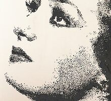 Joan Crawford by Cherise Foster