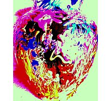 Abstract Vase Digitalized Photographic Print