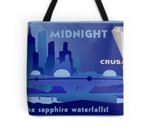 Visit Beautiful Midnight! Tote Bag