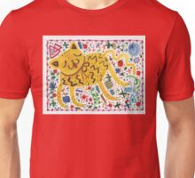 The Cat That Partied Too Hard Unisex T-Shirt