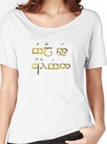 Mela en' coiamin - Love of my life Women's Relaxed Fit T-Shirt