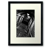 Print - Train Station Framed Print