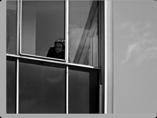 Framed ... by Berns
