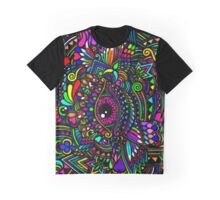 Illuminating Bliss Graphic T-Shirt