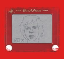 etch-a-sketch Beck by adrienne75