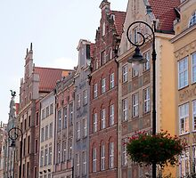 City of Gdansk, Poland. by FER737NG