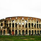 Colosseum in Rome  by HaLucyNation