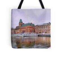 Nybrokajen, Stockholm Tote Bag
