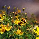 Summertime's Buzzzzing of the Beezzzzz by Lois  Bryan