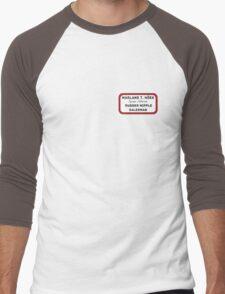 Ren - the rubber nipple salesman Men's Baseball ¾ T-Shirt