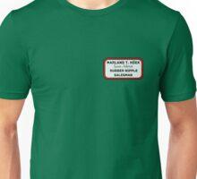 Ren - the rubber nipple salesman Unisex T-Shirt