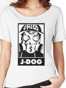 J-Dog Women's Relaxed Fit T-Shirt