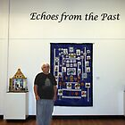 """Echoes from the Past"" ~ hopefully next exhibited in Bonegilla. by Ozcloggie"