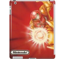 Metroid Famicom Disk System Japanese Box Art (NES) iPad Case/Skin