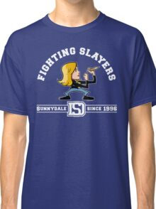 Fighting Slayers Classic T-Shirt