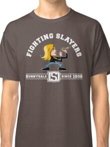 Fighting Slayers Classic T-Shirt