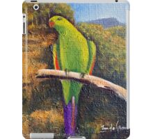 KING PARROT iPad Case/Skin