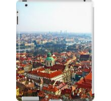 Prague iPad Case/Skin