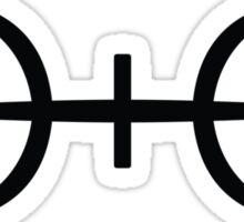 Senju Clan Symbol Sticker