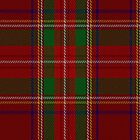 00810 West Coast Woven Mills Fashion Tartan #1286-9 Fabric Print Iphone Case by Detnecs2013