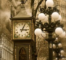 The Steam Clock by Heather Eeles