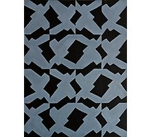 Abstract Tessellation Photographic Print