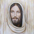 Jesus Paintings by Tahnja