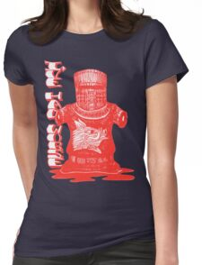 The Black Knight - Monty Python Womens Fitted T-Shirt