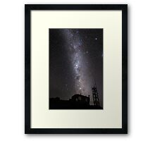 Conduit of Communication Framed Print