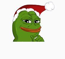 Holiday Pepe Unisex T-Shirt