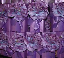 Wrapped Peonies by peterrobinsonjr