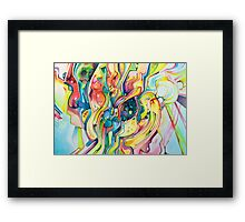 Timeless June 26 2007 - Watercolor Painting Framed Print