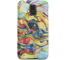 Timeless June 26 2007 - Watercolor Painting Samsung Galaxy Case/Skin
