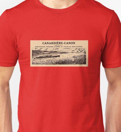 Canardiere-Canon Unisex T-Shirt