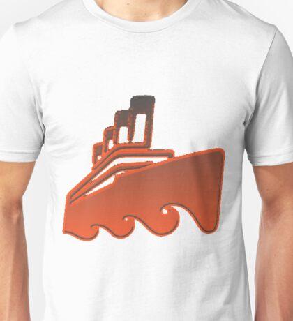 unsinkable Titanic Unisex T-Shirt