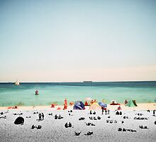 Cottesloe Beach by Ben Reynolds