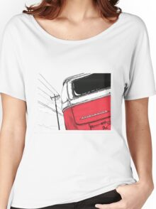 Red Bay Women's Relaxed Fit T-Shirt