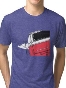 Red Bay Tri-blend T-Shirt