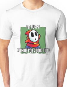 Just a Shy Guy Unisex T-Shirt