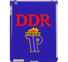 DDR - JP Emblem iPad Case/Skin