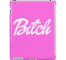 """Barbie """"Bitch"""" iPad Case/Skin"""