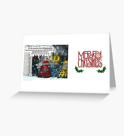 Tis The Season Greeting Card